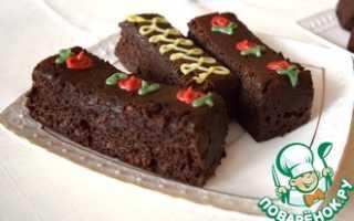 Шоколадный брауни: классический рецепт с фото пошагово