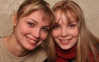 Татьяна и Ольга арнтгольц фото вместе