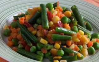 Что можно приготовить из замороженной мексиканской смеси: пошаговые рецепты с фото и видео