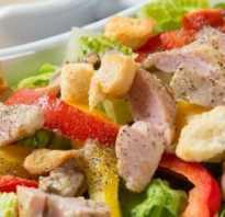 Салат с куриной грудкой и пекинской капустой: простой пошаговый рецепт с фото и видео