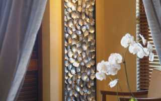 Панно из природного материала своими руками, поделки из гербария