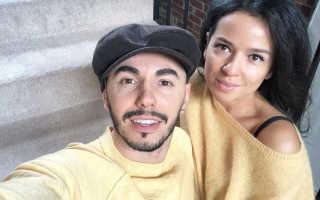 Тимур родригез с женой — Анна девочкина