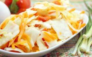 Как правильно мариновать капусту?