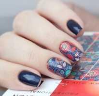 Как наклеить слайдеры на ногти – что такое подложка в маникюре?