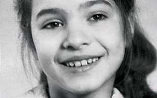 Елена подкаминская в детстве фото