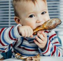 Что делать если ребенок не ест мясо?