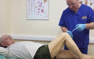 Плазма лифтинг для суставов: плазмолифтинг при ревматоидном артрите