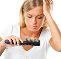 Волосы выпадают без луковицы