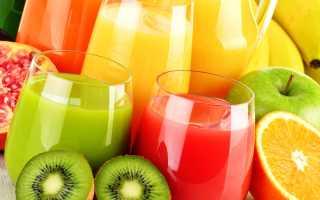Диета на соках для похудения – какой сок можно пить при диете?