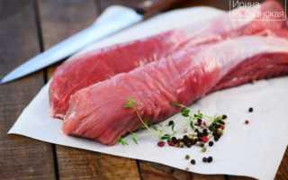 Как вкусно приготовить свиную вырезку?