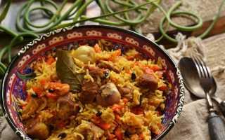 Свинина для плова какая часть лучше, узбекский плов в утятнице на плите