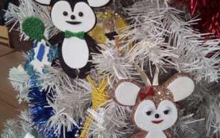 Поделка елка своими руками для детского сада, как сделать красивую елочку?