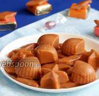 Молочные конфеты в домашних условиях рецепт: помадка из сметаны и сахара
