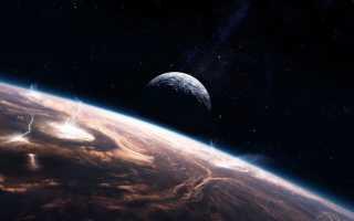 Планеты и их спутники в солнечной системе