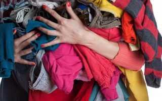 Куда сдать старые вещи в СПб — куда девать ненужную одежду?