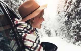 Какие штрафы водители получают зимой чаще всего