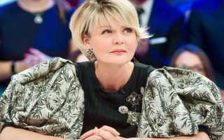 Юлия Меньшова пластика до и после: резко подурнела