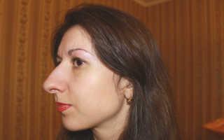 Как уменьшить нос с помощью косметики, как сделать ноздри меньше?