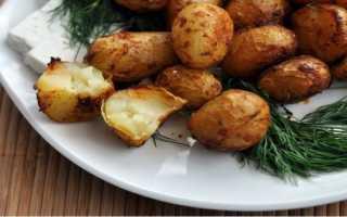 Как приготовить запеченную картошку в духовке, как запечь картофель?