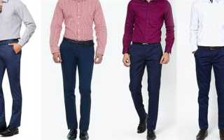 С чем носить коричневые брюки мужские, песочные штаны