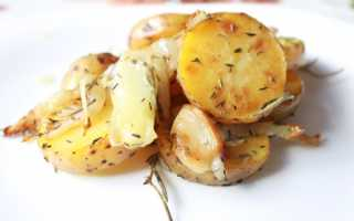 Жареная картошка по французски
