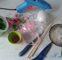 Топиарий пасхальный своими руками: мастер-класс с пошаговыми фото, идеи и приёмы