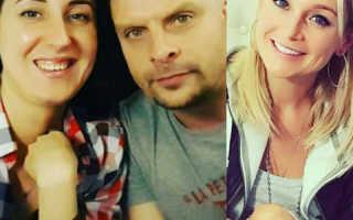 Александр носик фото с женой и детьми