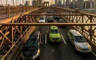 Можно ли останавливаться на мосту, остановка на мостах
