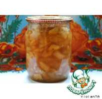 Варенье из груш и яблок на зиму – грушевый джем с корицей