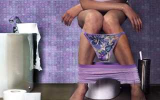 К чему снится ходить в туалет?