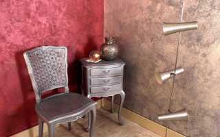 Венецианская штукатурка для внутренней отделки стен фото