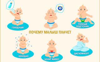 Ребенок плачет перед сном Комаровский