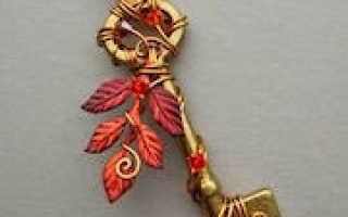 Сонник связка ключей в руках держать, сон сломанный дверной замок