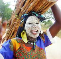 Как живут в Африке: африканская жена