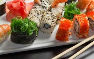 Чем отличаются суши от роллов, фото отличий