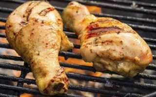 Приправа для курицы гриль — мясо на барбекю рецепт