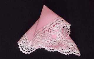 Заговор на платок, магия платка