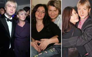 Жены и мужья известных людей России — российские незамужние звезды