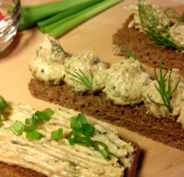 Соленое сало через мясорубку с чесноком: шпик закусочный