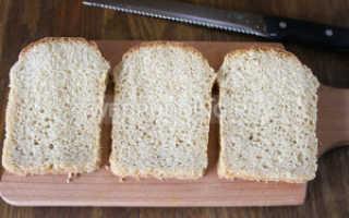 Яичница в хлебе: пошаговые рецепты с фото