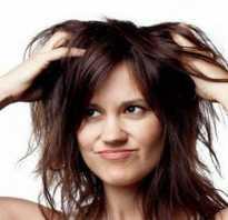 После окрашивания волос чешется кожа головы