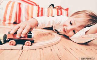 Сколько должен спать ребенок 3 года, количество часов сна у детей