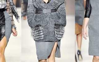 Модные луки для полных девушек, для пышных дам
