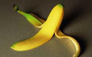 Подкормка цветов банановой кожурой как применять