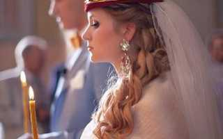Как проходит венчание в церкви?