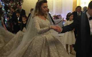 Самая дорогая свадьба в Москве: саид гуцериев и хадижа ужахова фото