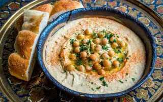 Хумус: рецепты приготовления в домашних условиях, классический с нутом, а также с фасолью и горохом, фото и видео