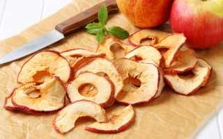 Сушка яблок в домашних условиях на воздухе – можно ли сушить фрукты в аэрогриле?