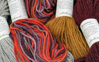 Виды ниток для вязания фото и названия – пряжа, что это такое?