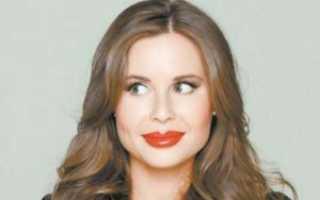 Юлия Михалкова губы до и после